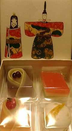 20130303 雛祭り和菓子