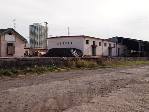 当時の豊台駅