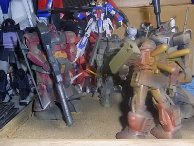 熱砂の機甲兵