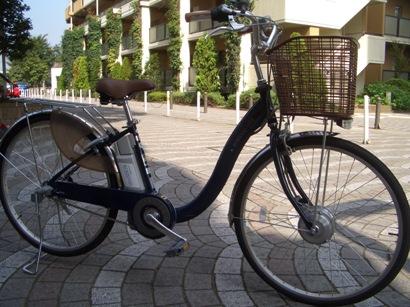 ハイブリッド自転車