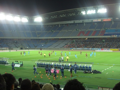 横浜FC vs コンサドーレ札幌