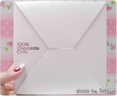 100%チョコレートカフェ タブレター meiji ChocolateCafe.♪バレンタインチョコ