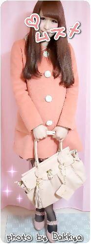 Dith/ディスのボストンバッグ【HELENA 12AW/へレナ】ピンク だっきゃの娘