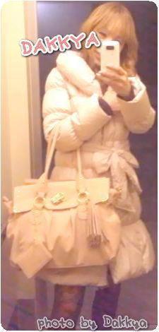 Dith/ディスのボストンバッグ【HELENA 12AW/へレナ】ピンク だっきゃ
