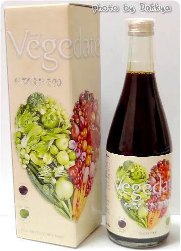 ベジデーツ野菜果実酵素90