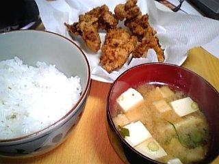 料理 2010年3月6日 晩ご飯