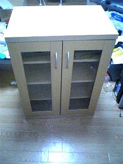 家具 ポルトのキャビネット PO-6080KA