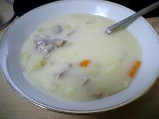 料理 2010年3月22日更新 クリームシチュー