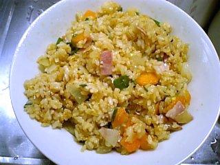 料理 2010年3月22日更新 炒飯
