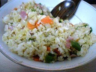 料理 2010年3月29日更新 炒飯