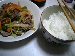 料理 2010年4月17日更新 晩ご飯