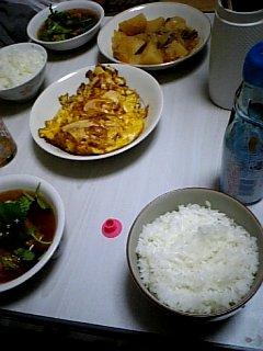 料理 2010年4月11日 晩ご飯 by彼女さん