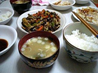 料理 2010年4月4日 晩ご飯 by彼女さん