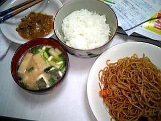 料理 2010年4月24日更新 晩ご飯