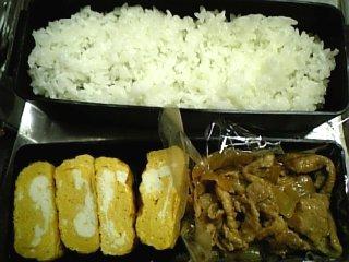 料理 2010年4月24日更新 お弁当