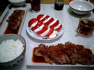 料理 2010年5月3日 晩ご飯 by彼女さん