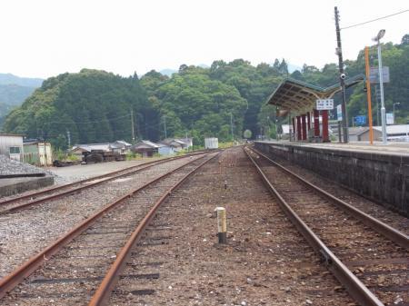 土佐久礼駅 (1)