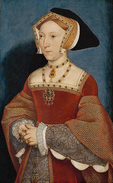 372px-Hans_HolbeinJane Seymour