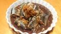 秋刀魚の生姜煮 20140926