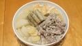 油揚げと大根の味噌炊き 20141009