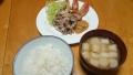 焼肉定食 20141010