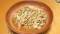 豚肉と白菜の細切り炒め 20141211