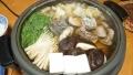 鱈牡蠣鍋 20141221