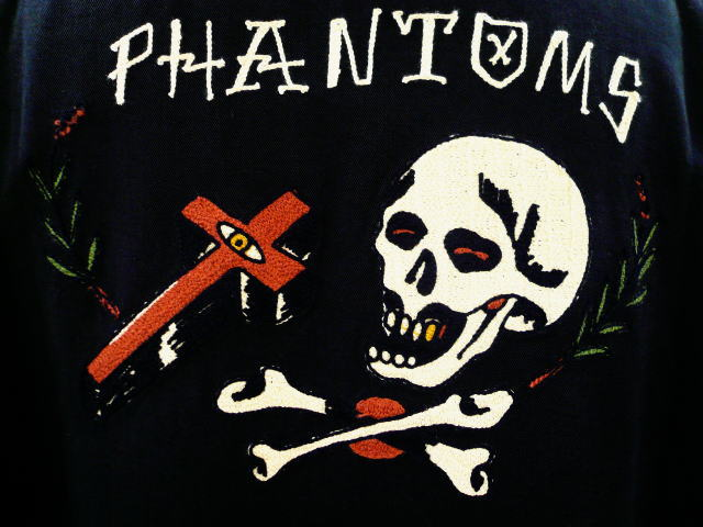 GANGSTERVILLE PHANTOMS SHIRTS