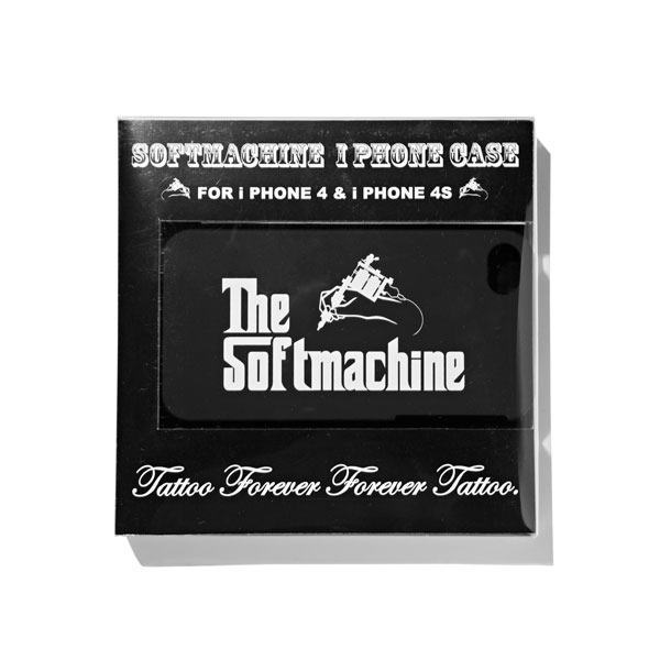 SOFTMACHINE I PHONE CASE 4&4S