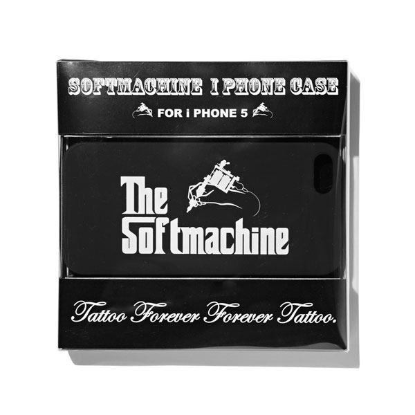 SOFTMACHINE I PHONE CASE 5