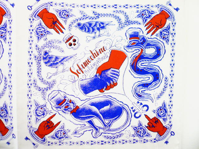 SOFTMACHINE SERVANTS BANDANA