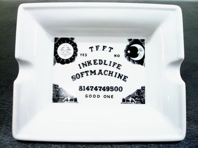 SOFTMACHINE OUIJA ASHTRAY