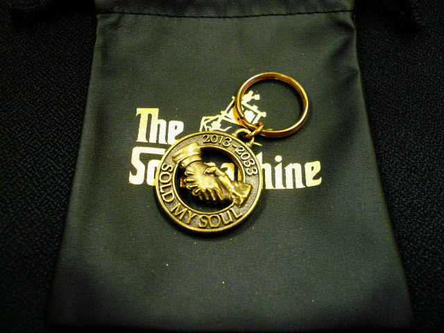 SOFTMACHINE S.M.S KEY CHAIN