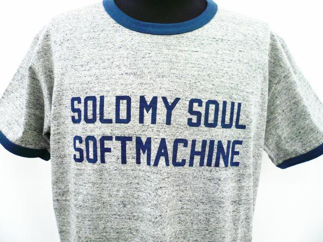 SOFTMACHINE STANCE-T
