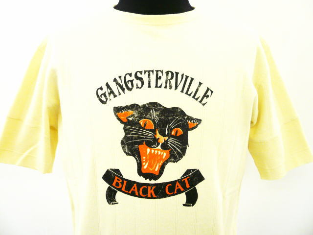 GANGSTERVILLE BLACK CAT