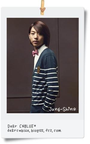 CNBLUE~ジョンシン