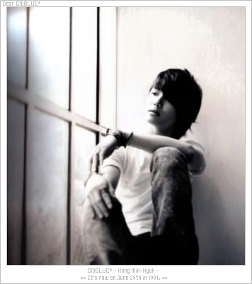CNBLUE*=カン・ミンヒョク(1991年6月28日生)
