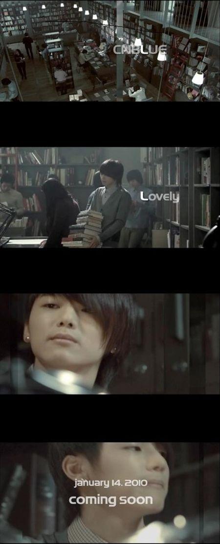 CNBLUE記事:CNBlue - Lovely [MV Teaser]カン・ミンヒョク編