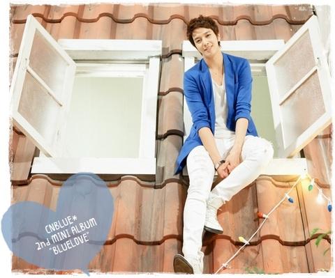 CNBLUEセカンドアルバム『BLUELOVE』
