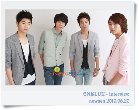CNBLUE - Interview