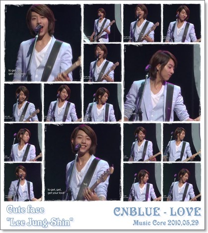 CNBlue - LOVEライブ~ジョンシンcut