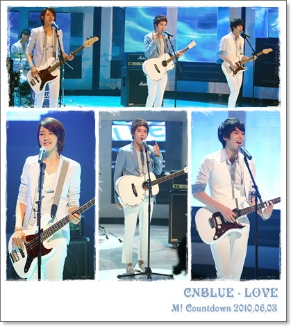 CNBlue - LOVEライブ