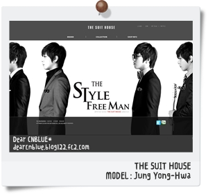 THE SUIT HOUSE~OFFICIALサイト