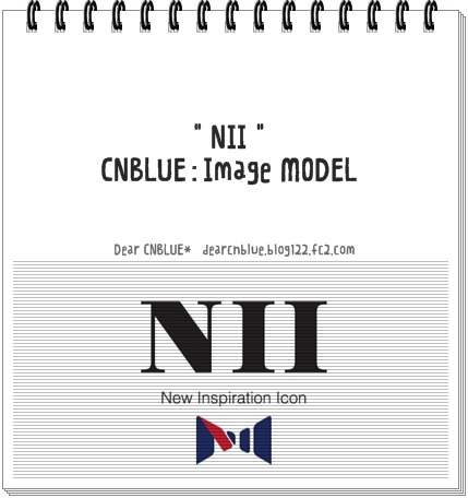 NII~イメージモデル~CNBLUE