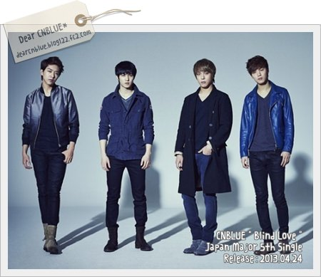 cnblue blind Love_mini
