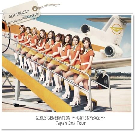 GIRLSGENERATION ~GirlsPeace~ Japan 2nd Tour_mini