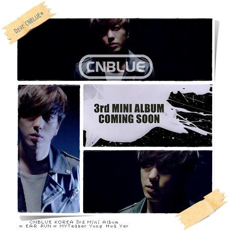CNBLUE EAR FUN MVTeaser YongHwa