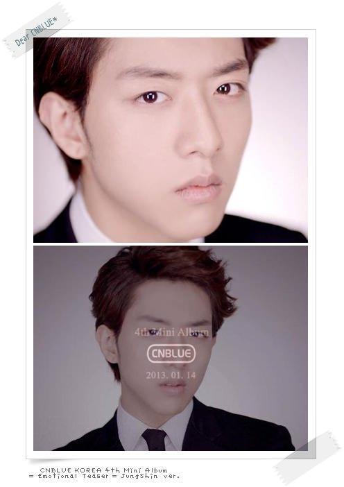 CNBLUE Emotional Teaser JungShin