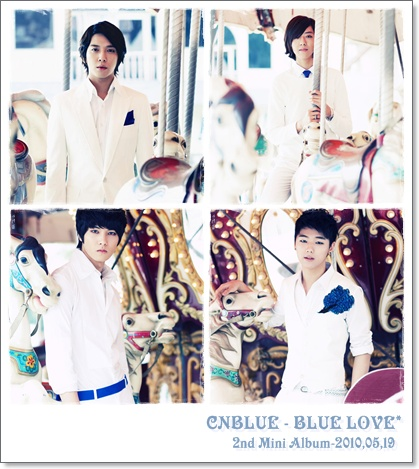 CNBLUE-BLUE LOVE