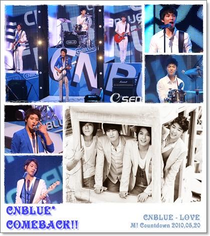 CNBLUE - LOVEライブ